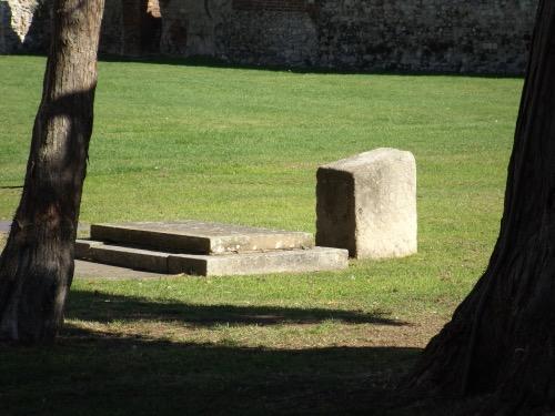 King Harold's grave