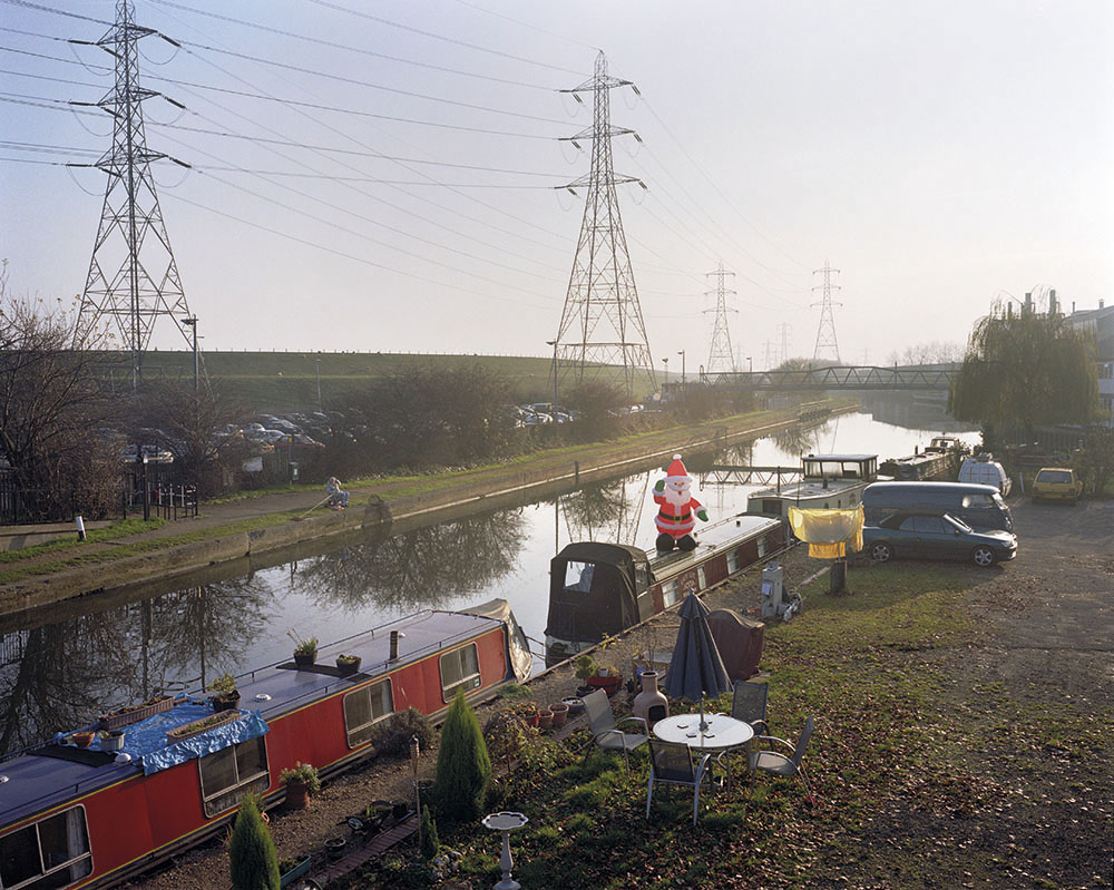 A image of the navigation from Adventures in the Lea Valley